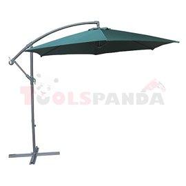 Чадър градински 3м. зелен
