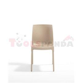 Стол градински капучино Sunny rattan 45х56х84см.