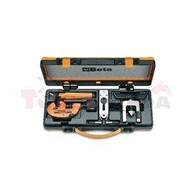 352 C/U - К-т тръборез 334, шабър 345SB и конусна дъска 352U в метална кутия