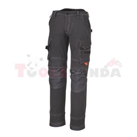 7816G /XXXL - Панталон работен, с много джобове