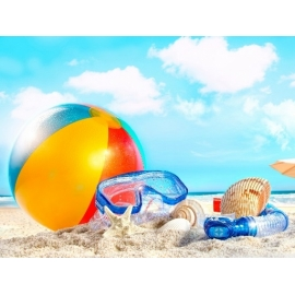 Лято и море