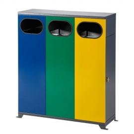 Съдове за разделно събиране на отпадъци