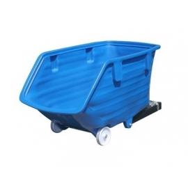 Пластмасови обръщаеми колички