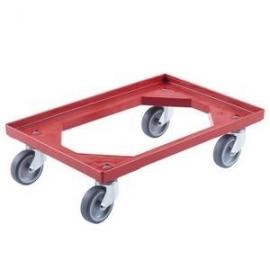 Пластмасови кутии и колички за транспортиране